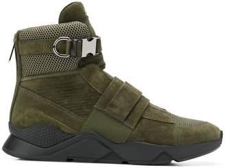 Balmain Extop hi-top sneakers