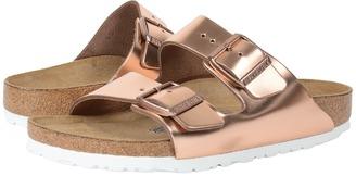 Birkenstock - Arizona Soft Footbed Women's Dress Sandals $135 thestylecure.com