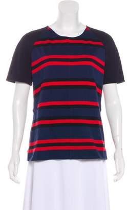 Marni Striped Short Sleeve T-Shirt w/ Tags
