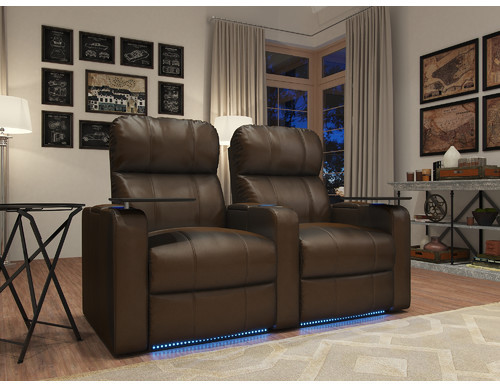 OctaneSeating Turbo XL700 Home Theater Recliner