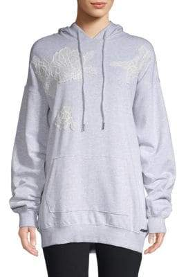Lace Hooded Tunic