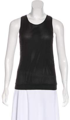 Markus Lupfer Silk Sleeveless Top