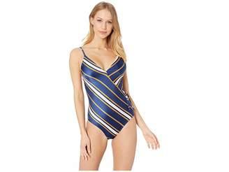 Roxy Romantic Senses One-Piece Swimsuit
