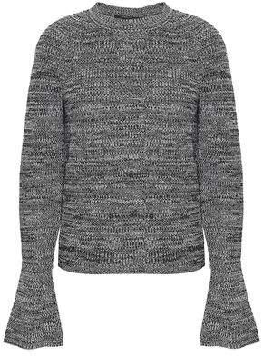 Derek Lam Marled Cotton Sweater