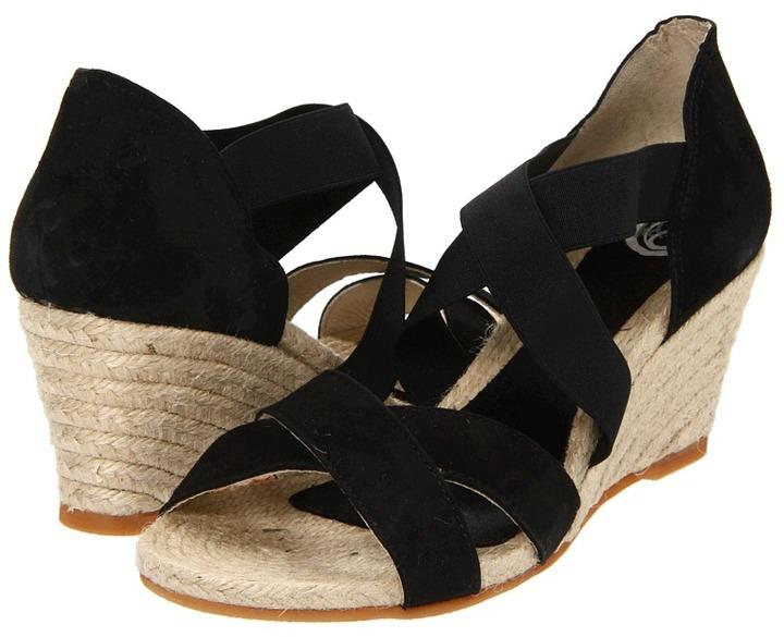Fallon Vidorreta Ante Negro) - Footwear