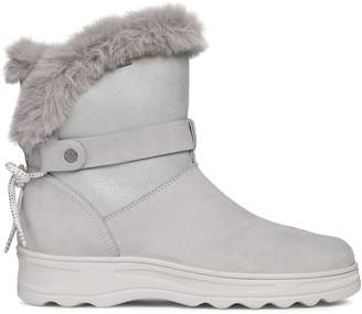 Geox Amphibiox Hosmos ABX Faux Fur Winter Boots