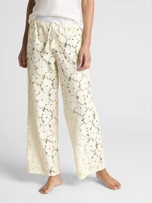 Gap Dreamwell Eyelet Pants