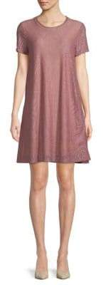 BCBGMAXAZRIA Knit Trapeze Dress