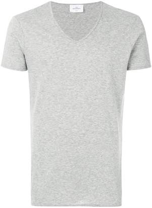 THE WHITE BRIEFS v-neck T-shirt