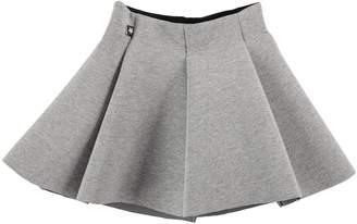 Molo Grey Bell Skirt