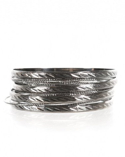 Diamond Cut Bangles
