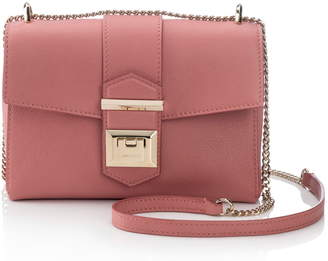 74cfadf8d4c0 Jimmy Choo Marianne Leather Crossbody Bag