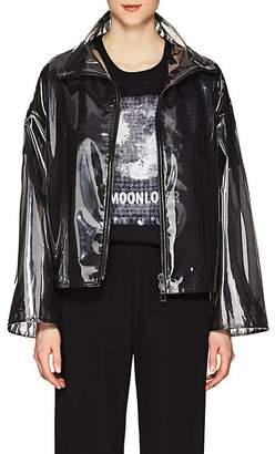 Valentino Women's Sheer Layered Coat