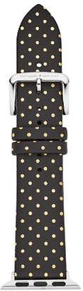 Kate Spade Polka Dot Apple Watch® Leather Strap, 38mm