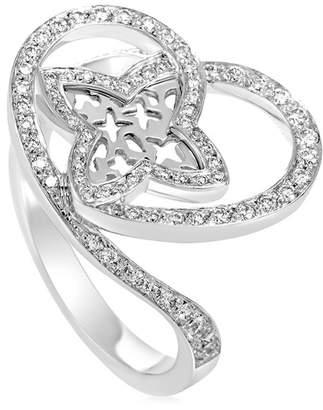 Louis Vuitton Heritage  18K 0.50 Ct. Tw. Diamond Ring