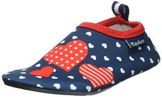 Playshoes Unisex Kids' Uv-Schutz Barfu\u00df-schuh Herzchen Water Shoes