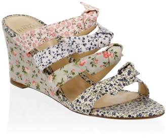Alexandre Birman Julyta Wedge Sandals