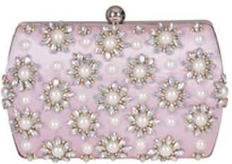 8115cb5d3049b at Dorothy Perkins · Womens  Chi Chi London Pink Embellished Clutch Bag