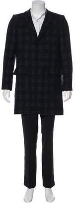 Chanel Paris-Edinburgh Wool & Alpaca Coat