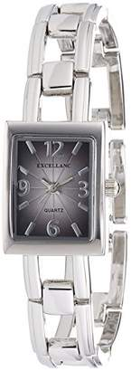 Excellanc Women's Quartz Watch with different materials 180422600029
