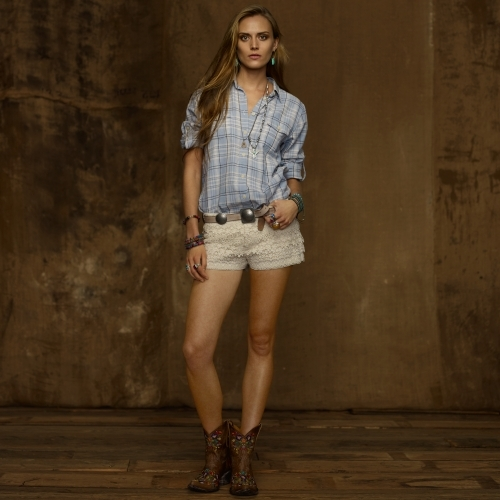 Denim & Supply Ralph Lauren Slouchy Utility Shirt