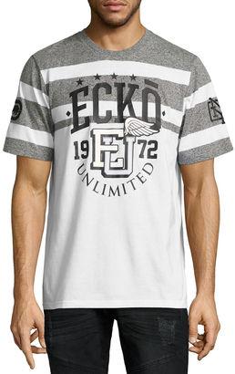 ECKO UNLIMITED Ecko Unltd Short Sleeve Crew Neck T-Shirt $36 thestylecure.com