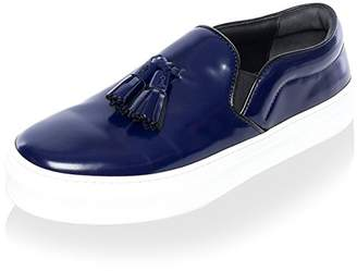 Celine Women's Platform Sneaker with Tassel