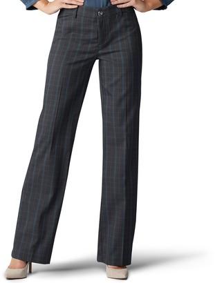 Lee Petite Regular Fit Flex Motion Trouser Pant