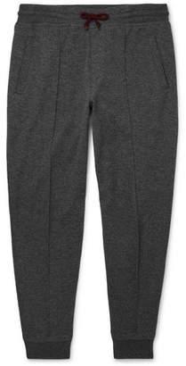Brunello Cucinelli Tapered Cashmere-Blend Sweatpants