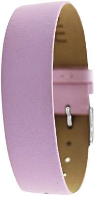 Moog Paris SC-03 Smooth Calf Leather Iridescent Pearl Finish Watch Strap