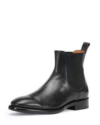 Frye Men's Weston Leather Chelsea Boots, Black