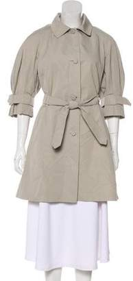 Martin Grant Lightweight Knee-Length Coat
