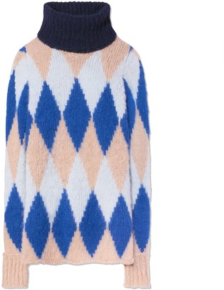 Tory Burch LIBBY TURTLENECK SWEATER