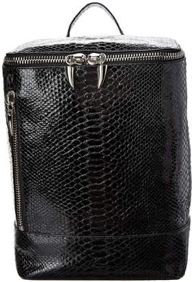 Giuseppe Zanotti Leather Backpack