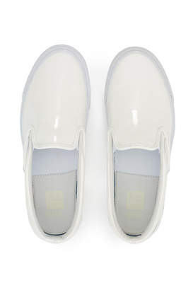 Opening Ceremony Vans For Leather Glossy OG Classic Slip-On LX Sneakers