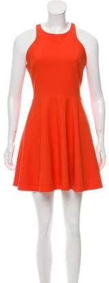 Elizabeth and James Sleeveless A-Line Mini Dress