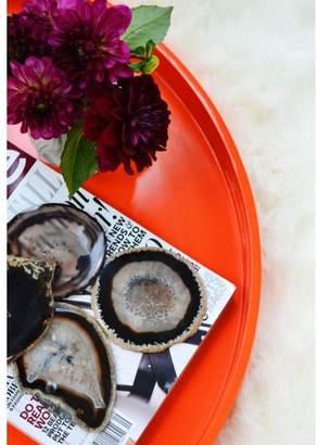 Lulu & Georgia Agate Coaster Set
