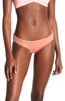 Maaji Apricot Wave Reversible Signature Cut Bikini Bottoms