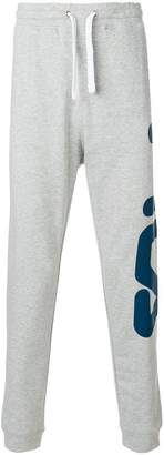 Fila logo print sweat pants