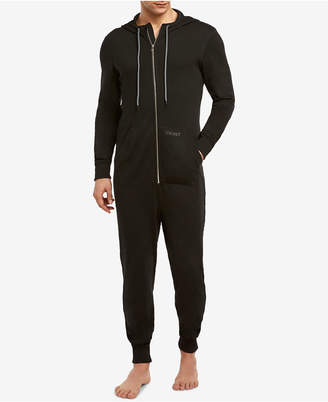 2xist Men's Terry Pajama Jumpsuit