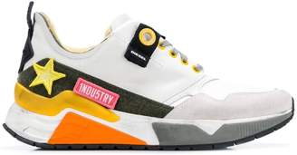 Diesel running-style trainers