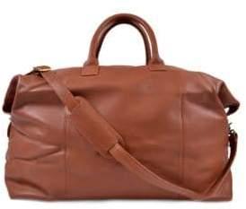 ROYCE New York Luxury Duffle Bag