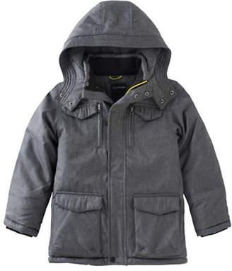 Calvin Klein Resonance Hooded Military Jacket