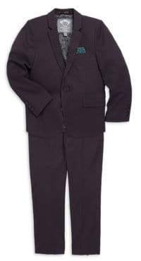 Appaman Little Boy's& Boy's Two-Piece Suit Set