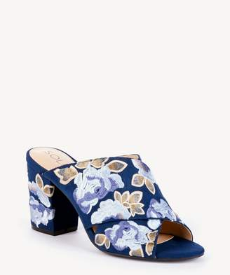 Sole Society Luella Criss Cross Mule