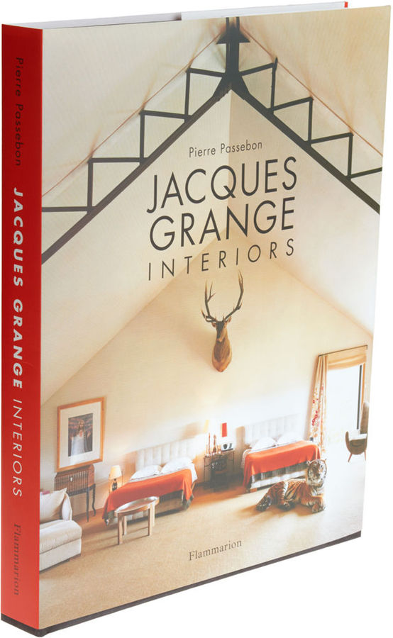 Pierre Passebon Jacques Grange Interiors