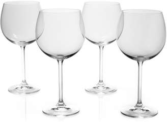 Mikasa Set of 4 Balloon Goblets