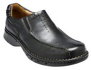 Clarks Men's Unstructured Un.seal Slip-on Shoes