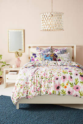 Anthropologie Posey Duvet Cover
