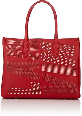 Lanvin Women's Medium Leather Shopper Tote Bag